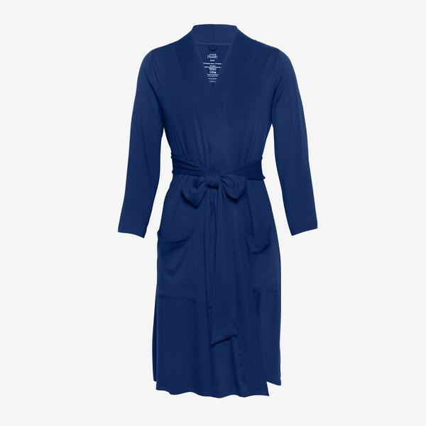 Mommy Robe - Sailor Blue
