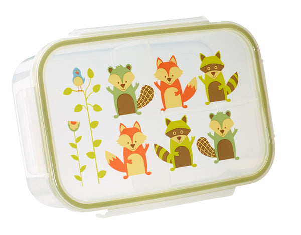 Sugarbooger by Ore' Originals - What Did the Fox Eat Good Lunch Bento Box