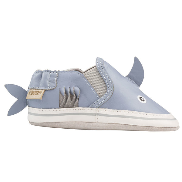 Soft Sole Blue Sebastian Shark