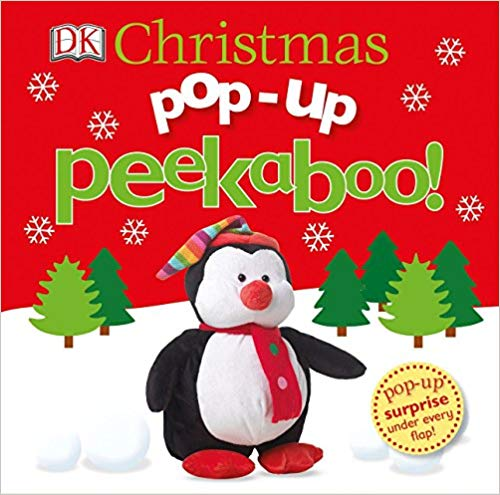 Pop-Up Peekaboo! Christmas Book