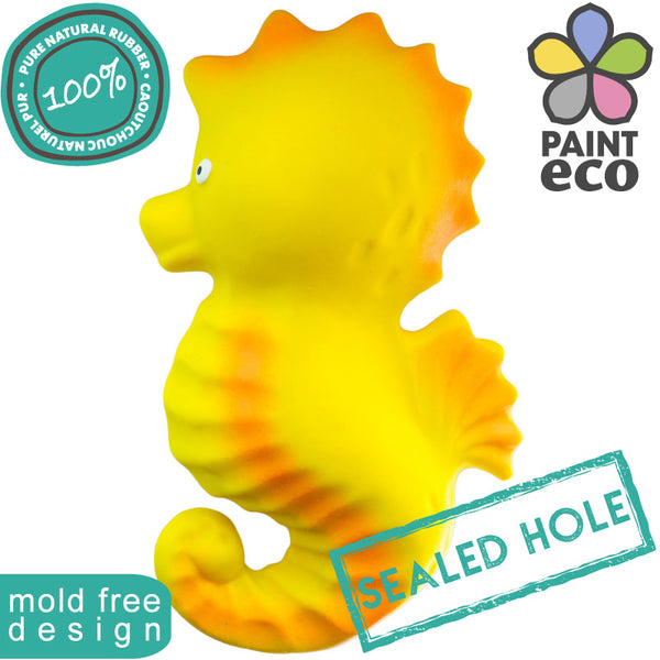 Nalu the Seahorse Bath Toy