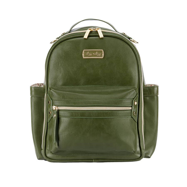 Itzy Mini Diaper Bag - Olive
