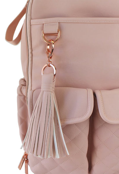 Boss Diaper Bag Backpack - Blush Crush **Available for Pre-Sale**