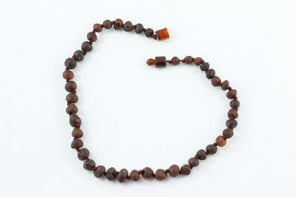 Certified Balticamber Baby Necklace