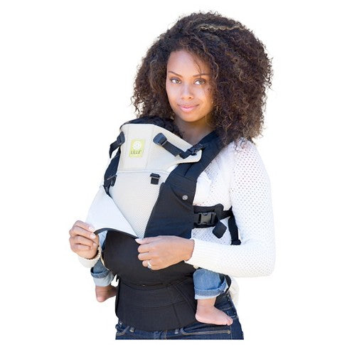 Lillebaby Complete All Seasons Carrier - Black w/ Camel