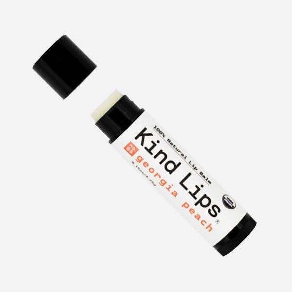 Kind Lips Chapstick - Georgia Peach
