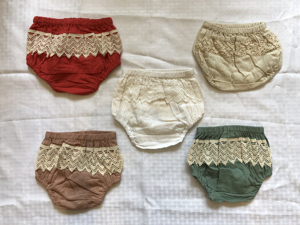 Crochet Diaper Cover - Various Colors