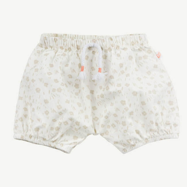 Woven Floral Shorts