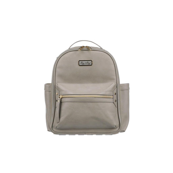 Itzy Mini Diaper Bag - Gray