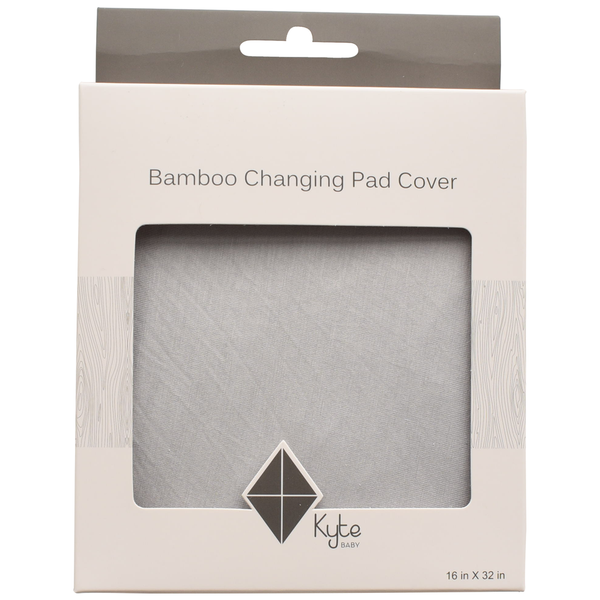 Bamboo Changing Pad Cover - Various Colors