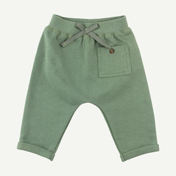 Moss Green Pocket Pant