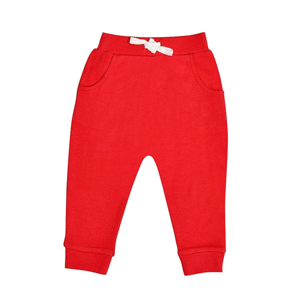 Organic Cotton Lounge Pants - Red Rover