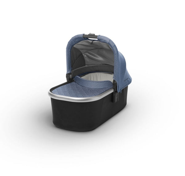 UPPAbaby Bassinet - Henry (Blue Marl/Silver)
