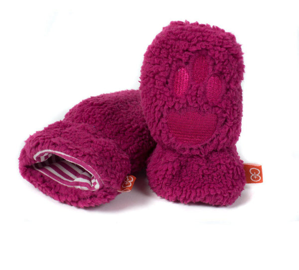 Fleece Magnetic Mittens - Various Colors