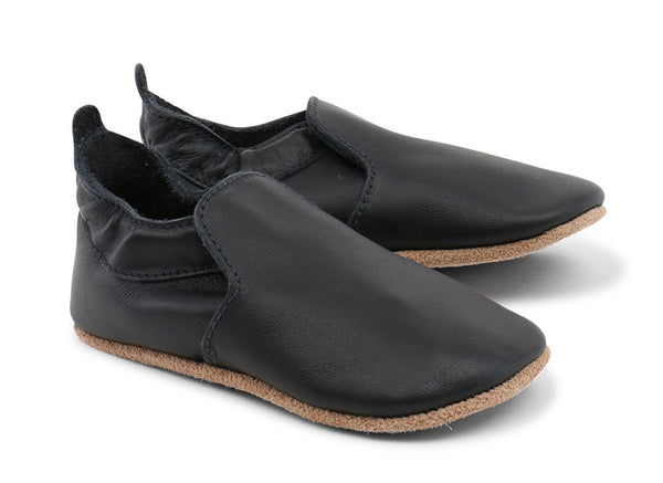 Soft Sole - Black Loafer