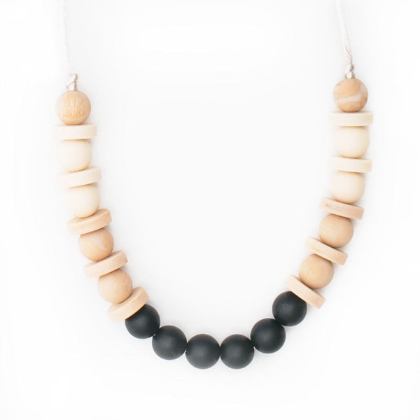 Silicone Bead Teething Necklace - Various Styles