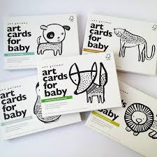 Art Cards for Baby