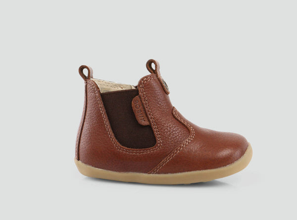 Step Up - Jodhpur Boot (Toffee)