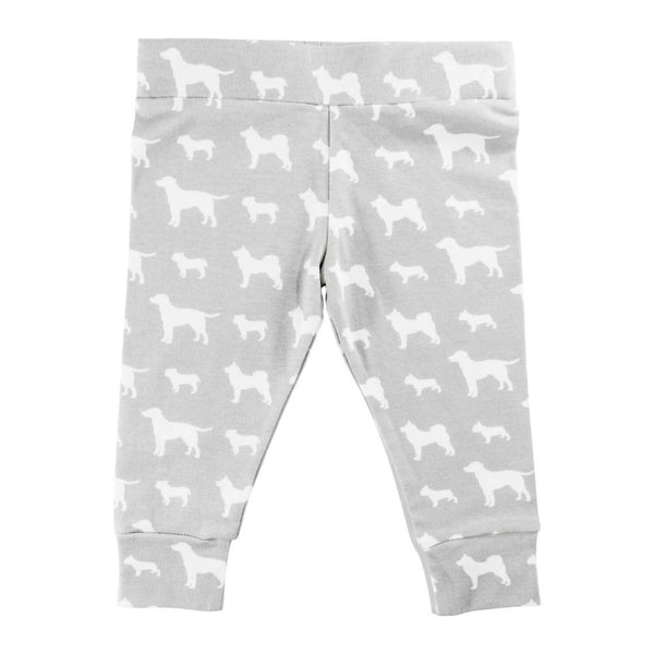 Organic Cotton Leggings - Must Love Dogs