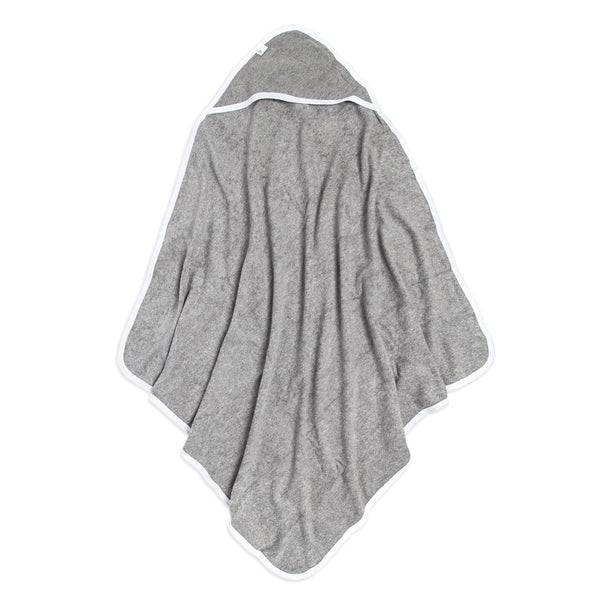 Knit Single Ply Hooded Towel (Various Colors)