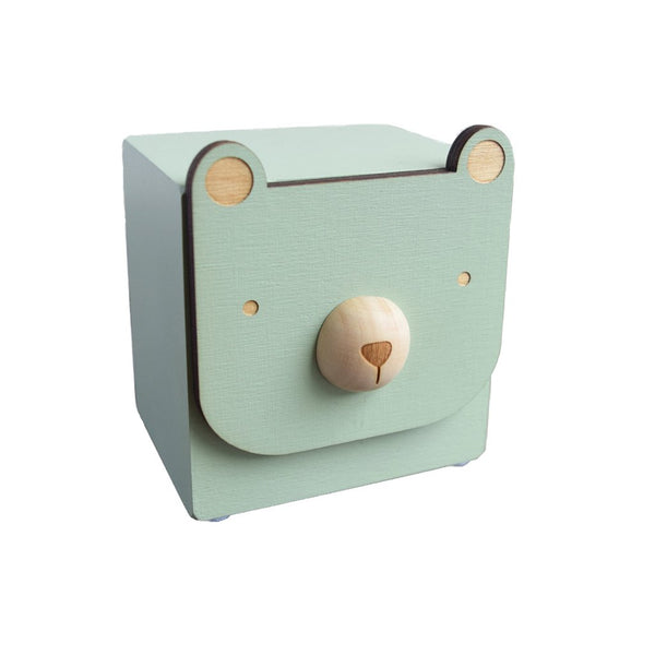 Menagerie Music Box - Bear