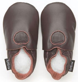 Soft Sole - Chocolate Classic Dot