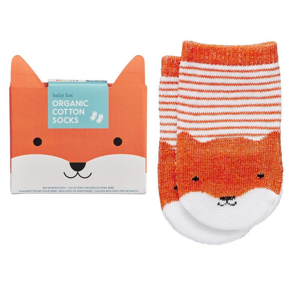 Organic Little Friends Baby Socks - Various