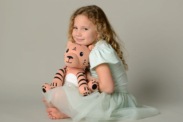 Tug the Tiger - Organic Plush