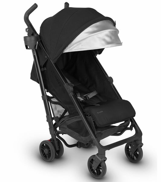 UPPAbaby G-Luxe Stroller - Jake (Black/Carbon)