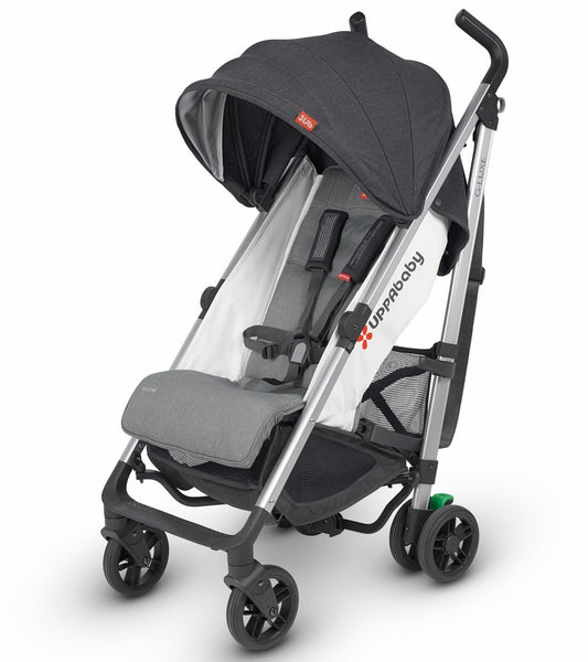 UPPAbaby G-Luxe Stroller - Jordan (Charcoal/Silver)