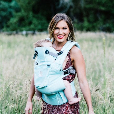 Complete 6-in-1 Complete Six Position Organic Baby Carrier