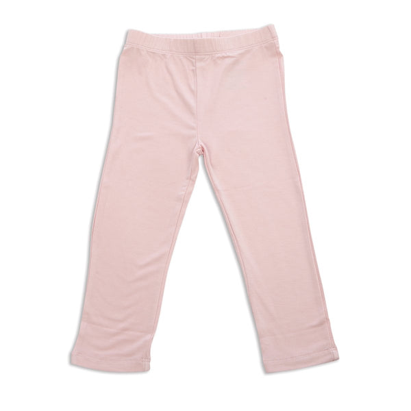 Bamboo Leggings - Cloud Pink