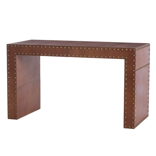 Leather Roderick Desk
