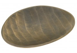 Brass Oval Platter - Small