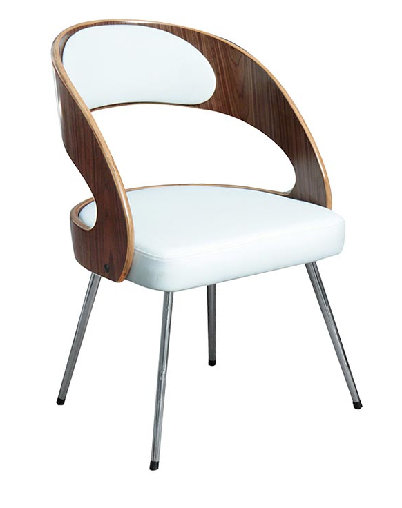 Timber Veneer Dining Chair