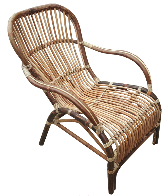 Bamboo outdoor chair