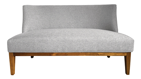 City Pale Grey Sofa