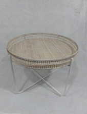 Rattan Tray Coffee Table