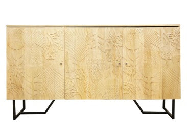 Sideboard with Carved Front