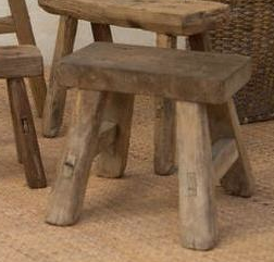Mini Timber Stool