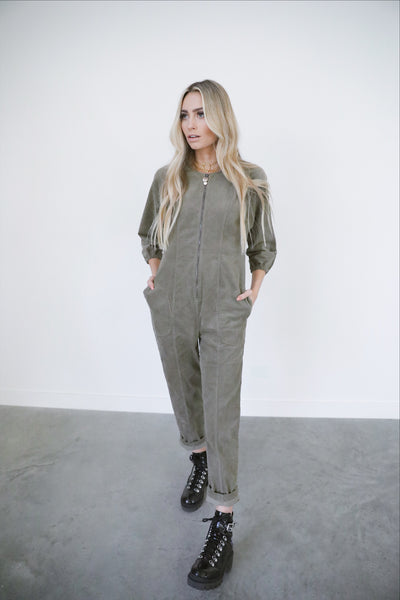 Sporty Chick Jumpsuit