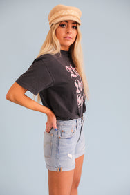 The Love Cats Oversized Tee