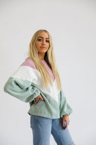 Cotton Candy Dreams Pullover