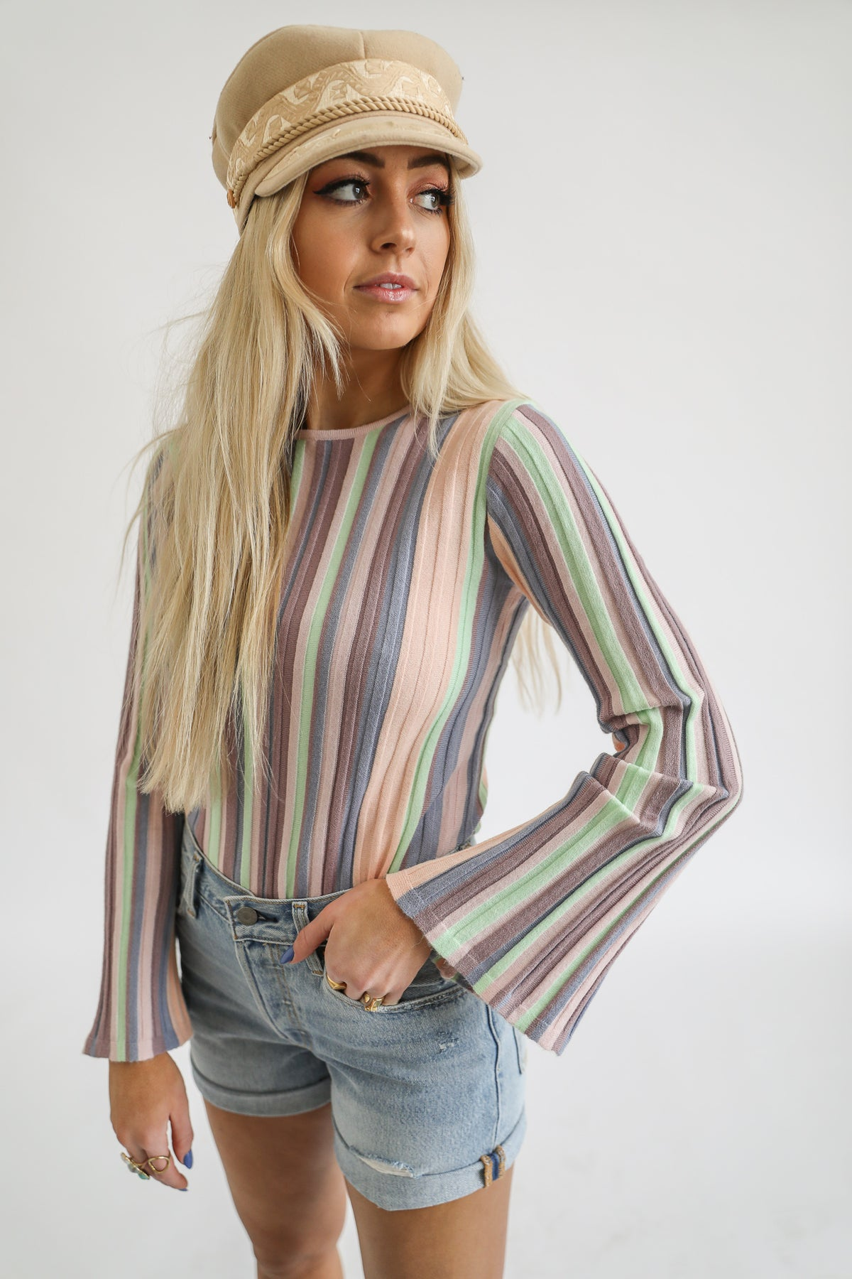 Pastel Princess Long Sleeve