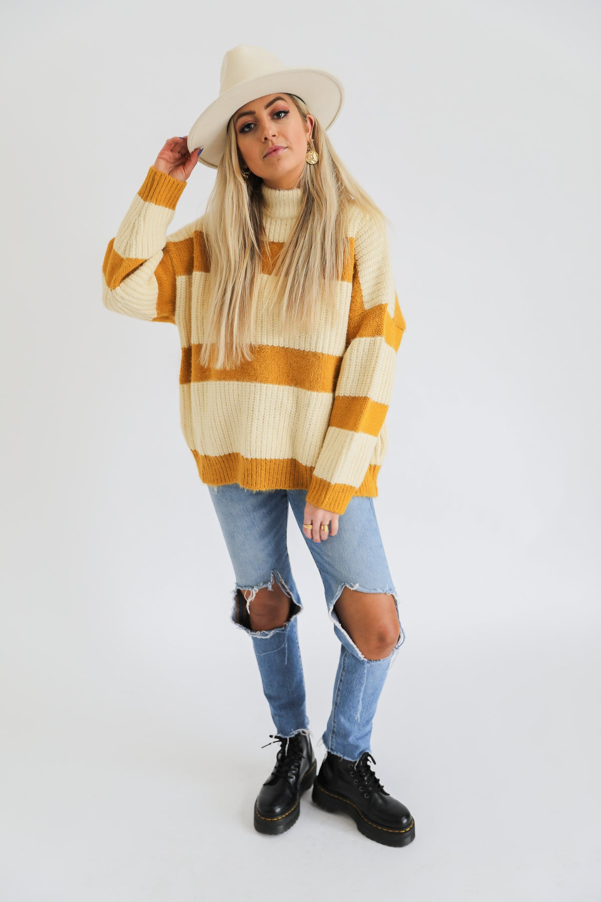 One Fine Day Sweater