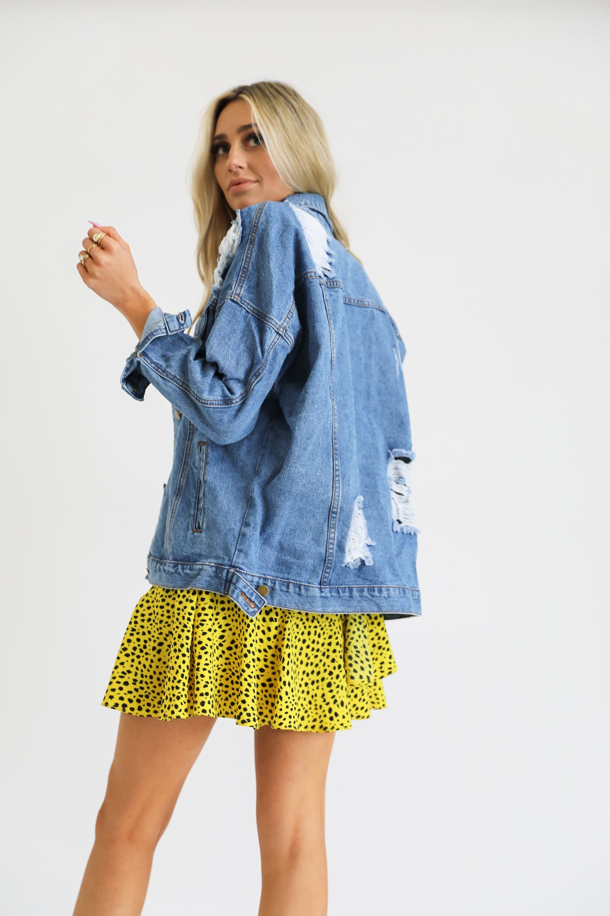 Your Boyfriends Denim Jacket