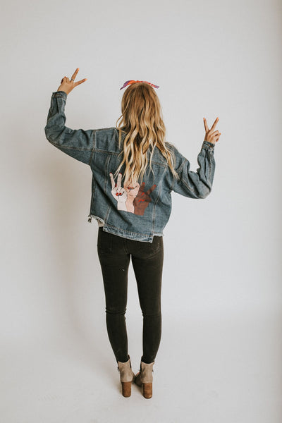 Girls Only Denim Jacket