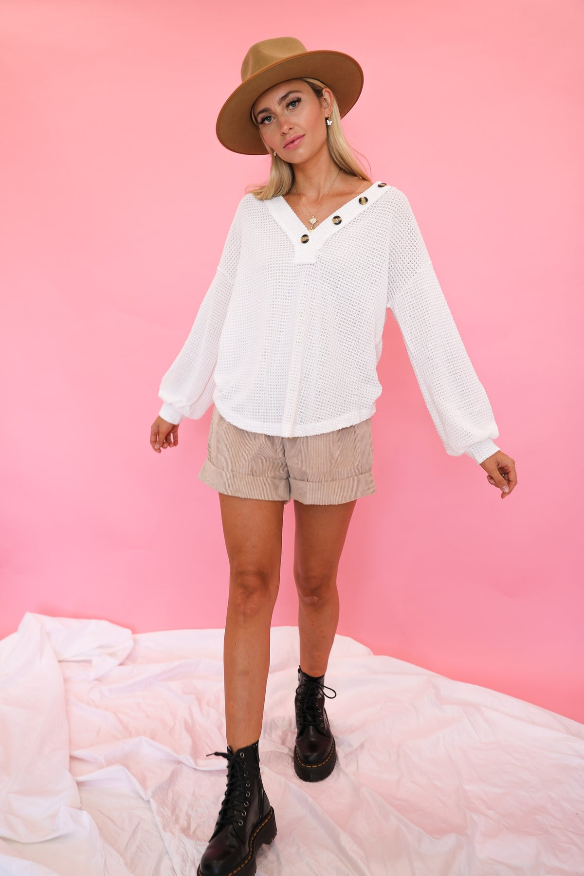 City Slouch Top