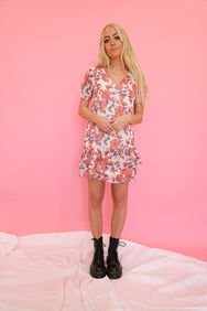 Flower Hungry Dress