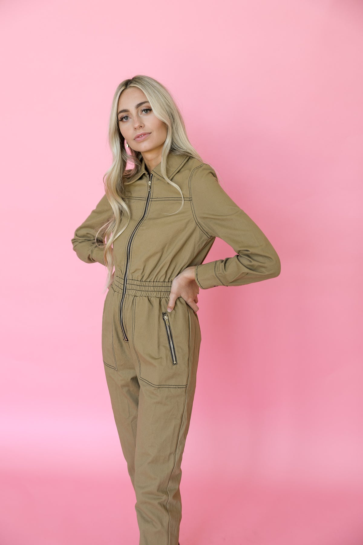 All Work No Play Jumpsuit